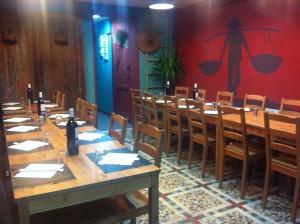 Salle du restaurant Wok Way